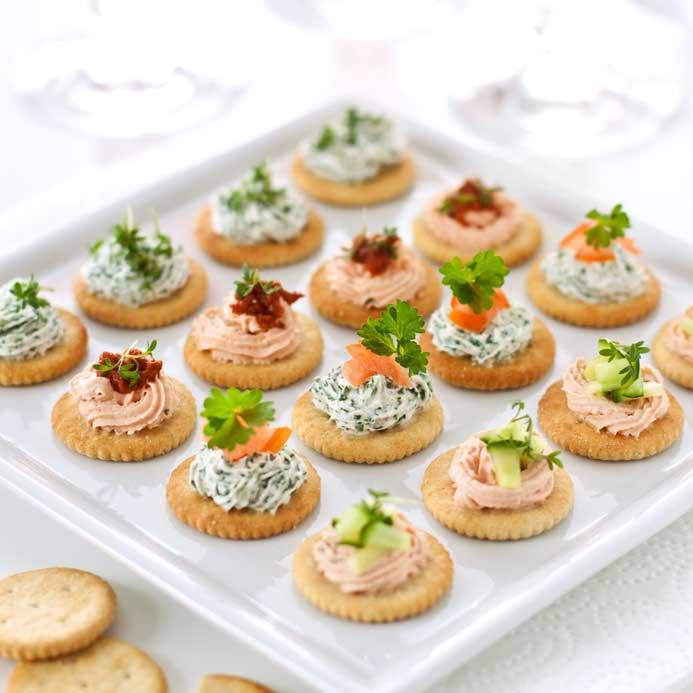 Vitalo Catering FINGERFOOD – Für jeden Gast eine Auswahl: