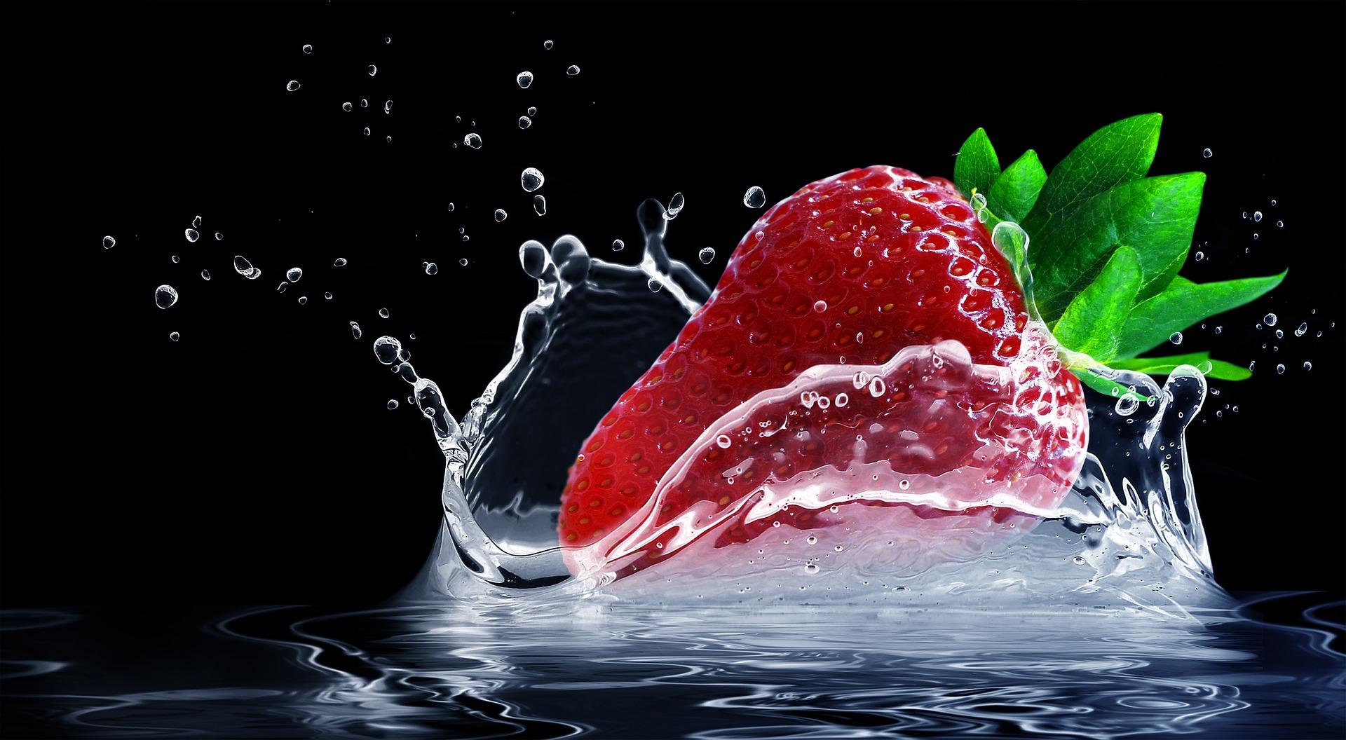 Die Erdbeere: Kleine Schlankmacher mit großem Geschmack!